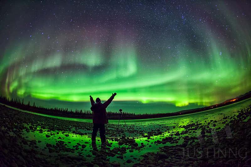 141026-Aurora Selfie-w