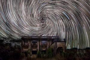 Istana Woodneuk | Woodneuk House | Tyersall House Star Trails
