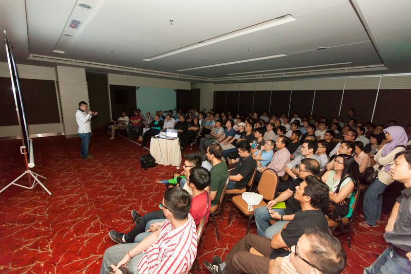 Astrophotography Talk in Kuala Lumpur