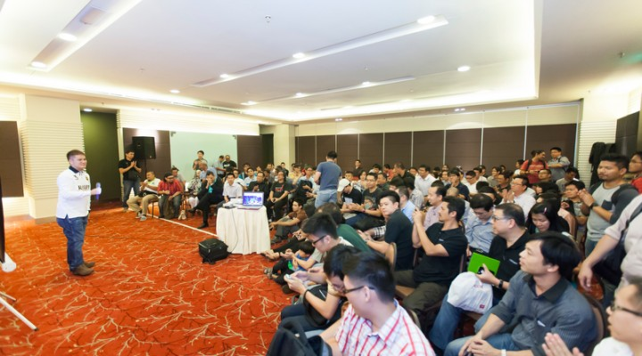 [Event Photos] Introduction to Astrophotography in Kuala Lumpur