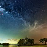 How I Photograph the Milky Way from Light-Polluted Skies of Singapore