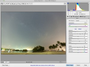 140306-Rising Milkyway at Sentosa Singapore-Tutorial-Step 3