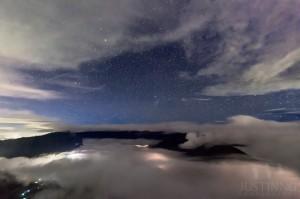 140505-Cloudy Night in Bromo