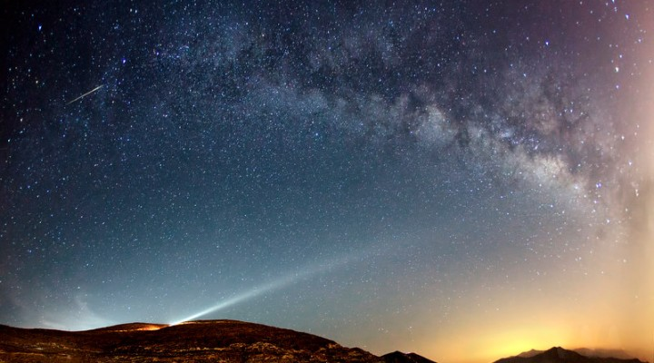 24 May 2014 – Camelopardalids Meteor at Jebel Al Jais Mountain