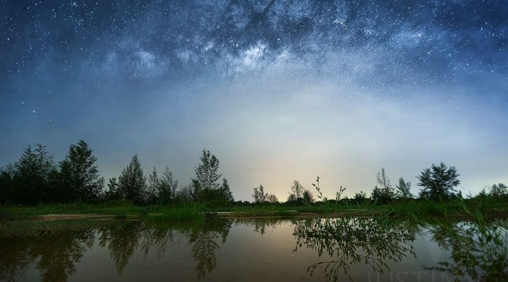 Where can I shoot the Milky Way in Singapore?