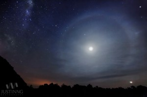 130812-Moon Halo in Mersing
