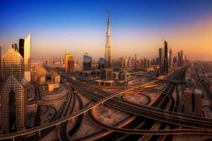 140522-Deserted Burj Khalifa