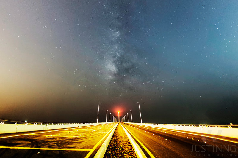 140522-Milky Way at Hodariyat Bridge