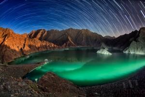 140523-Hatta Dam Day to Night