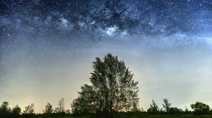 25 June 2014 – Milky Way is still visible to the naked eye in Singapore!