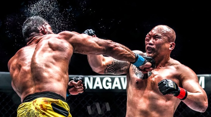 15 July 2014 – ONE FC Taipei (War of Dragons) Images Featured on Yahoo! Sports