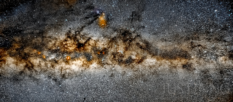 03 May 2014 - Milky Way Galaxy from Mount Bromo.