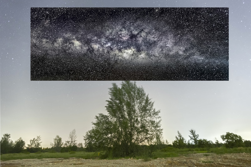 After-Milky Way Galaxy Unveiled in Singapore