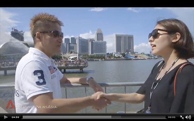 justin-ng-channel-news-asia-interview-national-day-parade-2014-10