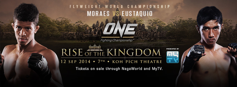 ONE Fighting Championship™ in Cambodia - Rise of the Kingdom