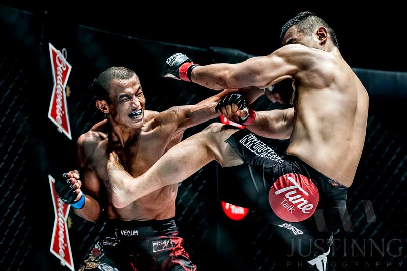 17 Oct 2014 - ONE FC: Roar of Tigers in Kuala Lumpur