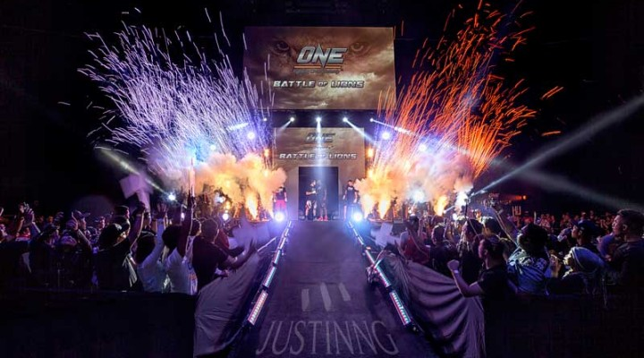 Protected: ONE FC Official Event Photographers' Brief