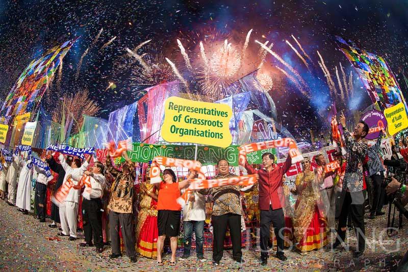 2014 Chingay Parade Finale