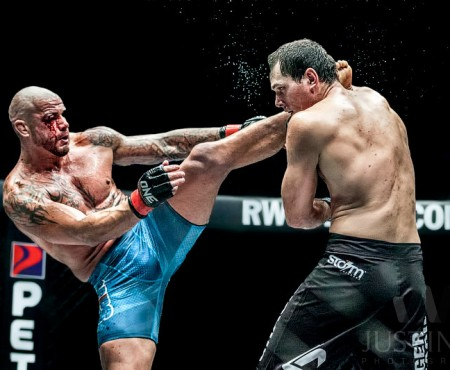 Jakarta: Photographers Wanted for ONE Fighting Championship: Odyssey of Champions
