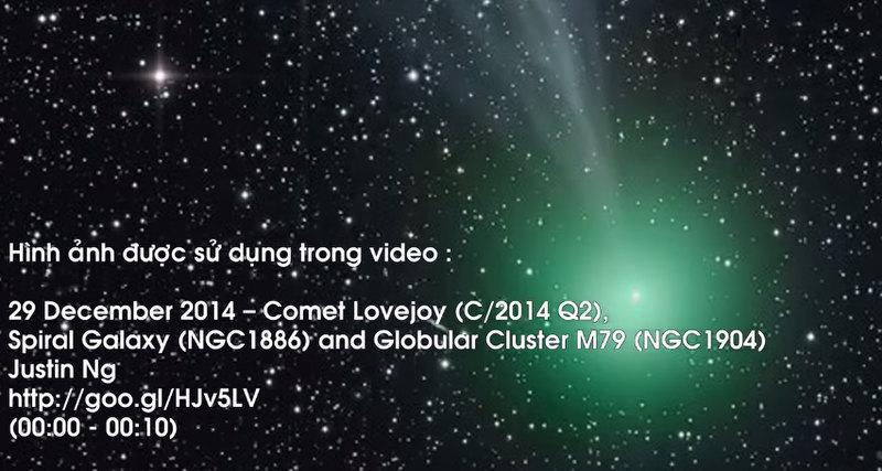 Comet Lovejoy C:2014Q2 on FTVH-2