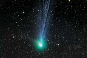 Comet Lovejoy C/2014 Q2 on 15 Jan 2015