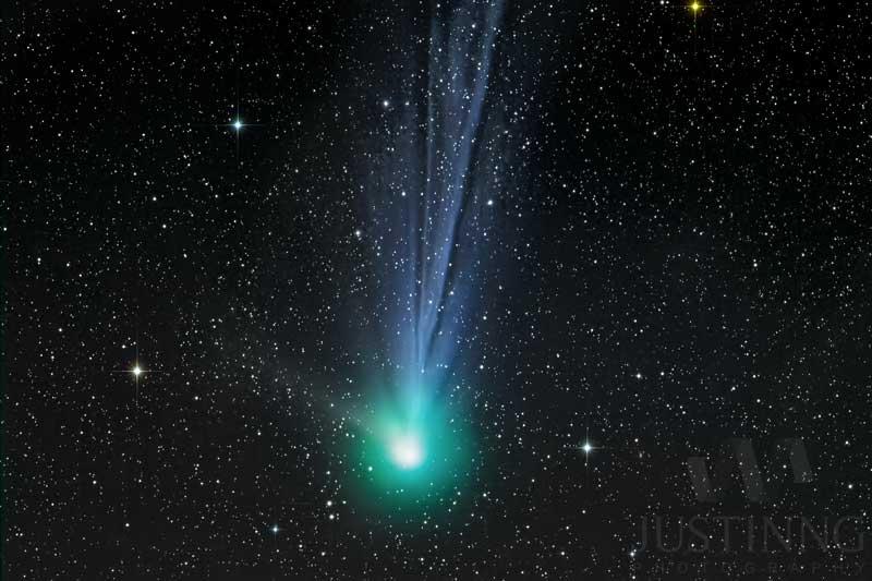 Comet Lovejoy C/2014 Q2 on 15 Jan 2015