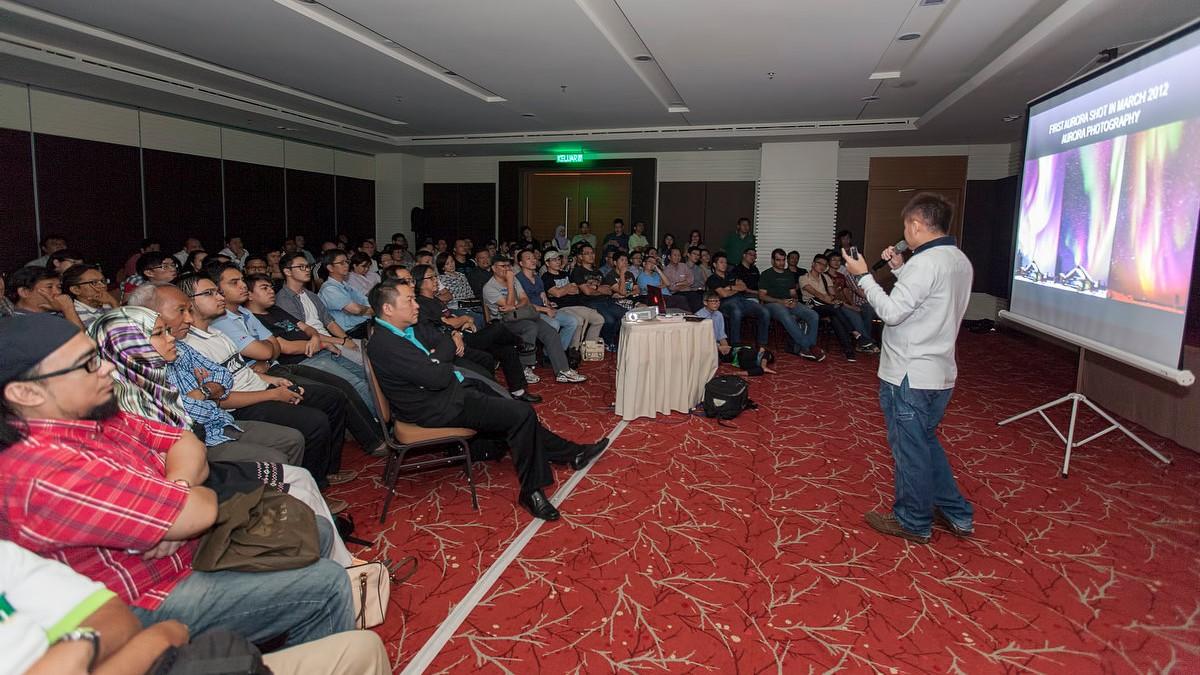 12 Mar 2014 - Astrophotography Talk in Kuala Lumpur