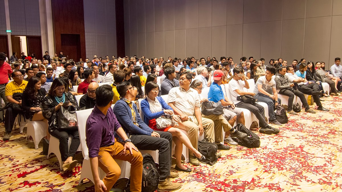22 Apr 2015 - Astrophotography Talk in Manila