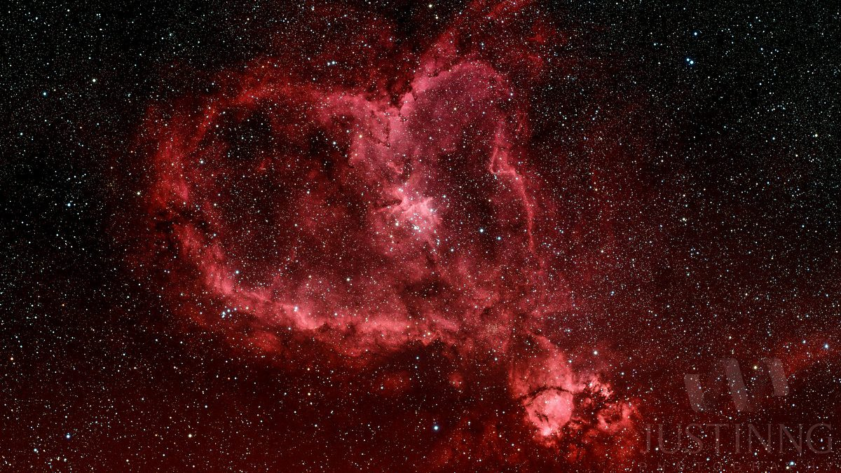 Heart Nebula (IC1805)
