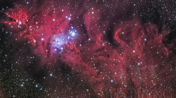 25 December 2015 – Cone Nebula (NGC2264)