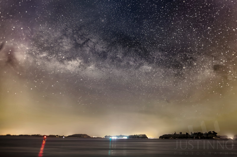 18 February 2016 - Milky Way in Singapore