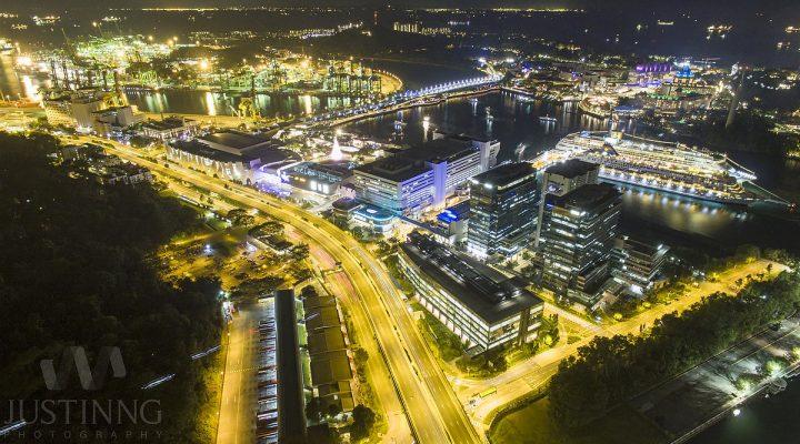 23 Nov 2016 – VivoCity Singapore Drone-lapse with Phantom 4