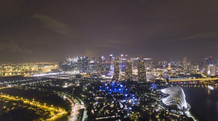 22 Nov 2016 – My first time-lapse with DJI Phantom 4