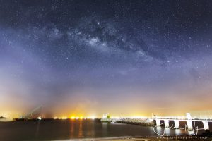 26 May 2019 - Milky Way at East Coast Park Defished