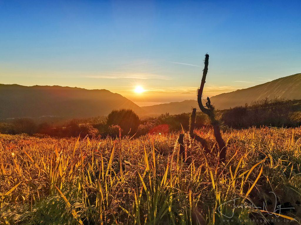Mount Bromo Sunrise with Huawei P30 Pro
