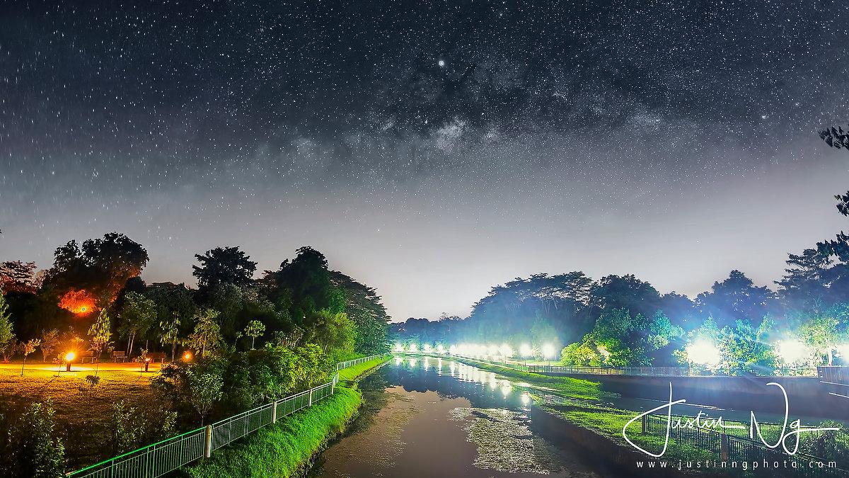 27 May 2019 - Milky Way at Springleaf Nature Park