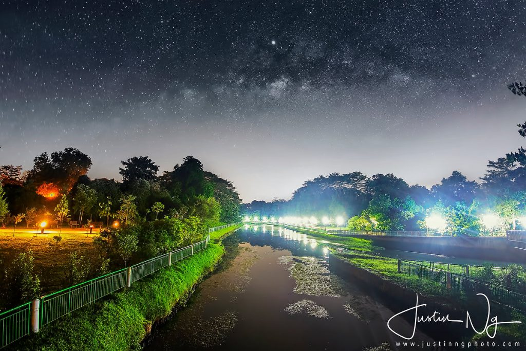27 May 2019 - Milky Way at Springleaf Nature Park
