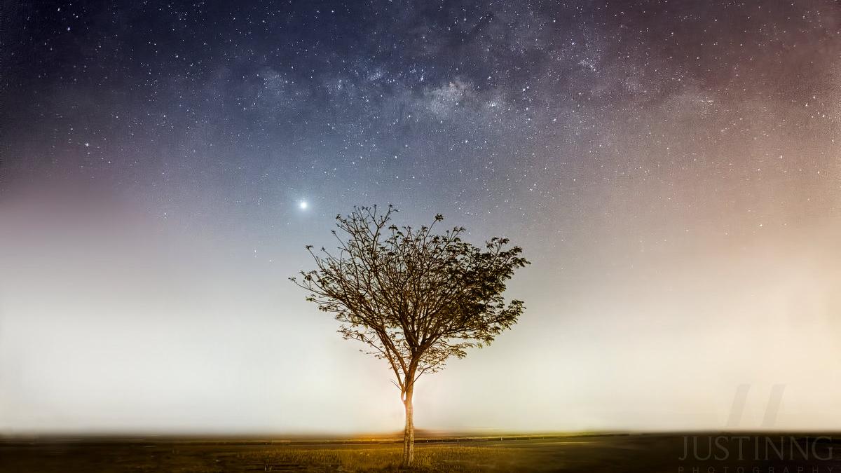 Singapore Milky Way